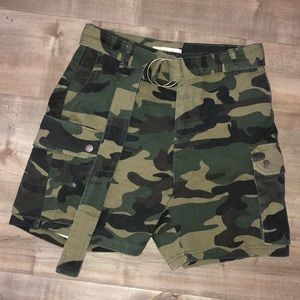 New without tags Active USA high waist shorts S
